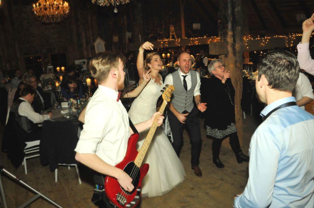 Hochzeitsband Ben And Ollie Germany
