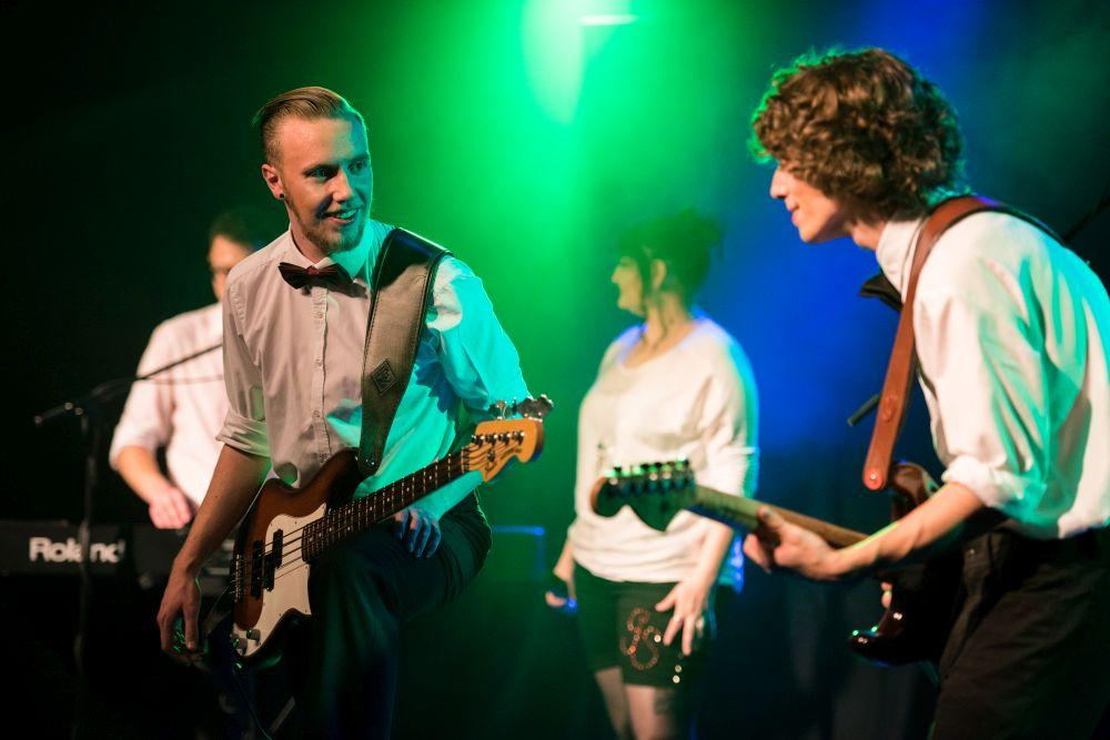 Coverband Eventband Partyband in Mannheim buchen