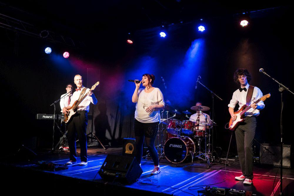 Coverband Eventband Partyband in Leverkusen buchen
